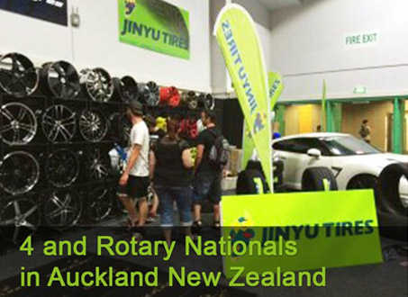 4 and Rotary Nationals in Auckland New Zealand